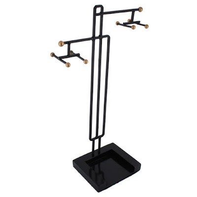 Shop for metal jewelry fisplay jewelry stand hanger organizer