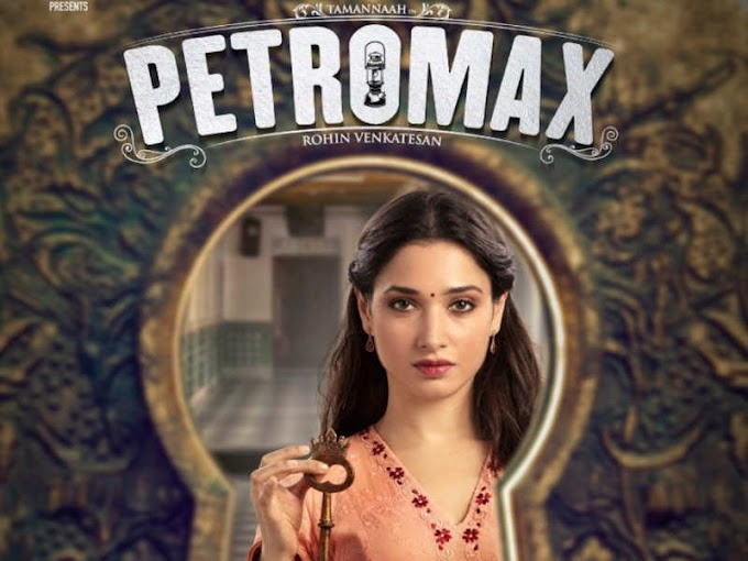 Petromax (2019) Full Movie Download and Watch Online : After Sye Raa Narasimha Reddy,Tamannaah Bhatia's Targeted by Piracy Website Tamilrockers for Free Streaming and Download