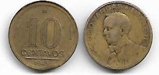10 centavos, 1945