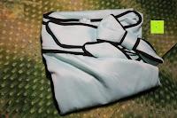 ausgepackt: MODETREND Damen Kleider mit Bogen 1/2-Arm Etui Elastisch Tulpenkleid Wort Schulter Partykleider Bleistiftrock Abendkleid Casualkleider