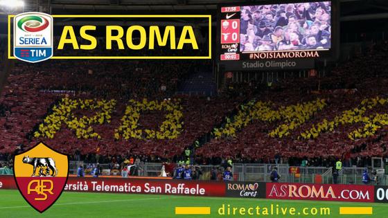 Directa Streaming AS Roma Serie A Italia