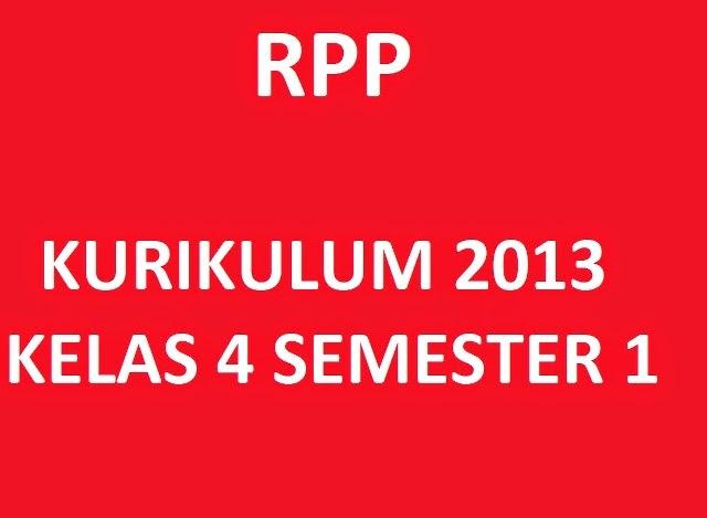 Rpp Kelas 4 Semester 1 Kurikulum 2013 Kelas Pak Pris