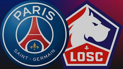 باريس سان جيرمان ضد ليل