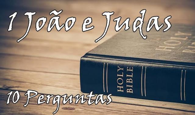 Joao e Judas 10 Perguntas