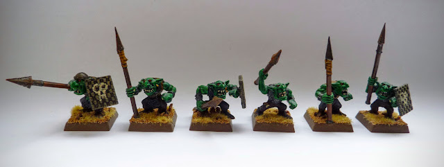 Goblins for Orcs & Goblins, Warhammer Fantasy Battle