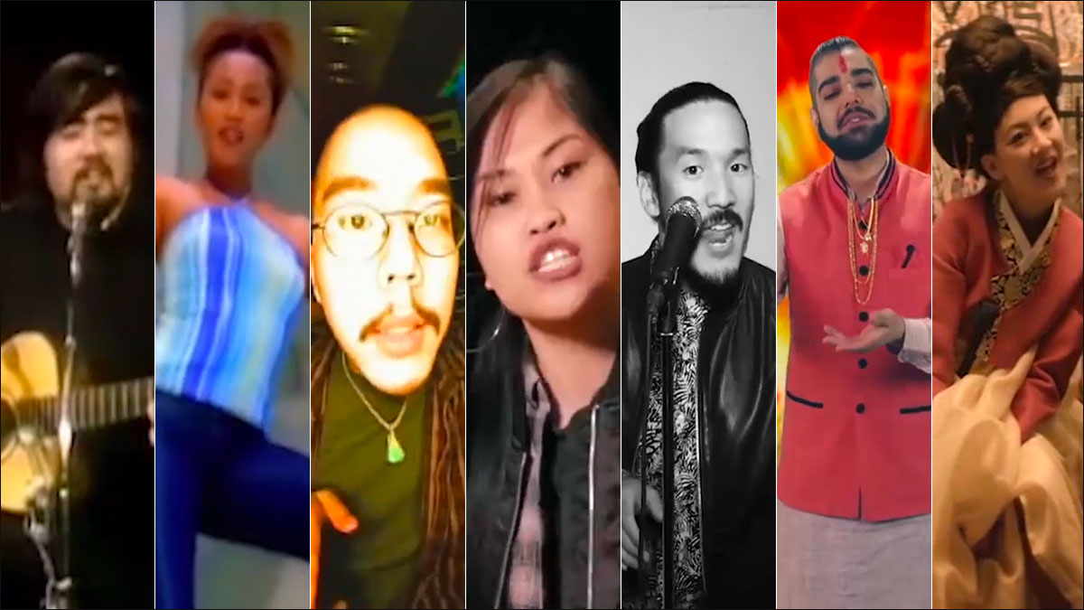 A Music Video History of Asian America