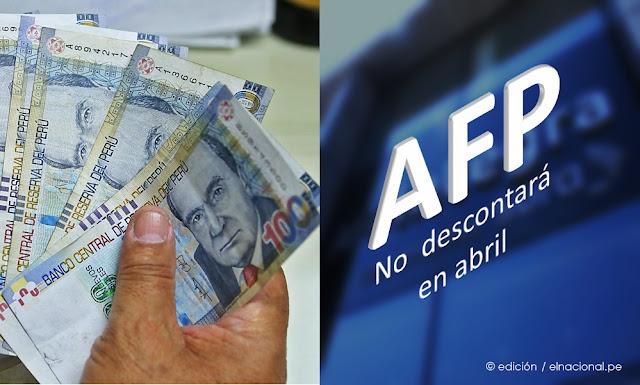 Suspenden descuentos de AFP en Perú, y trabajadores recibirán este monto adicional a su sueldo