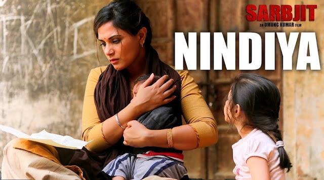 Nindiya - Sarbjit (2016)