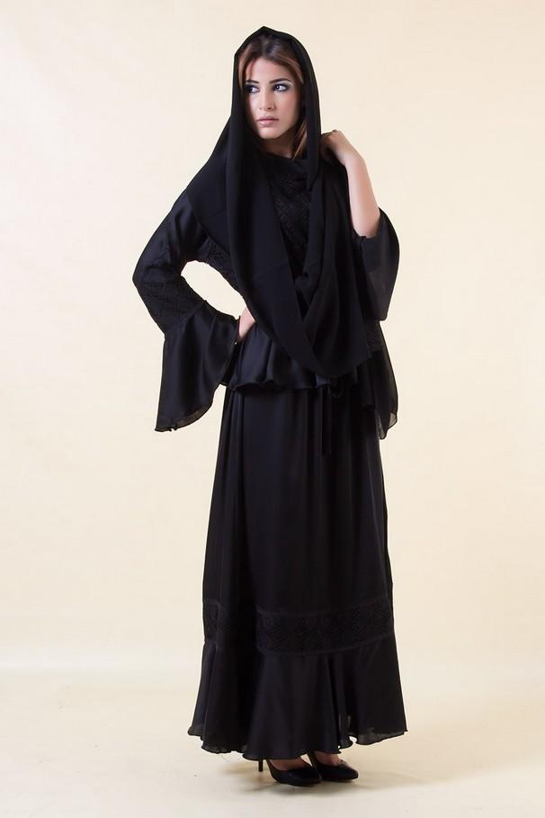 dubai abaya collection 2013 emirati abaya hijab fashion