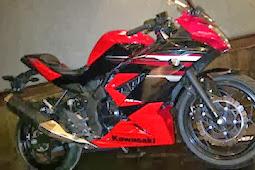 Spesifikasi Lengkap Kawasaki Ninja RR Mono 250