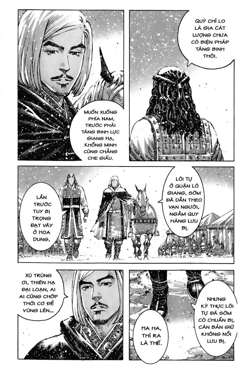 Hỏa phụng liêu nguyên Chương 446: Hủ mộc tàng trùng [Remake] trang 14