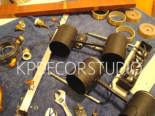 Restauración de lámparas en valencia. Restauramos tu lámpara antigua