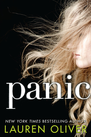 Panic by Lauren Oliver, Book Cover