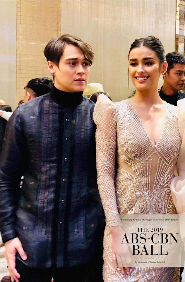 LizQuen ABS-CBN Ball 2019