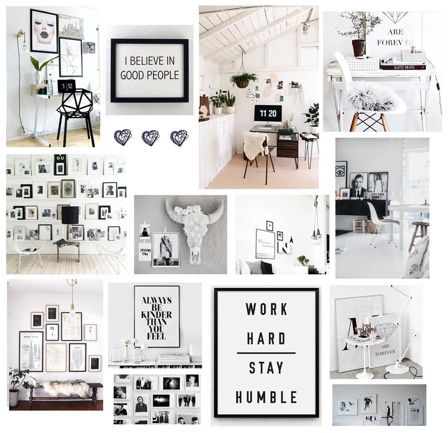 isabellemw interior spr che und bilder an der wand. Black Bedroom Furniture Sets. Home Design Ideas
