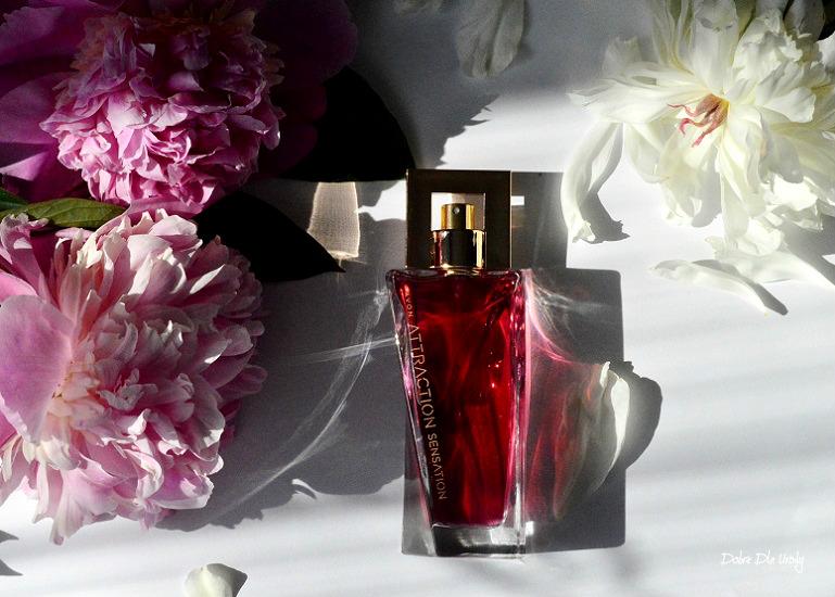 Avon Attraction Sensation woda perfumowana dla Niej i dla Niego recenzja