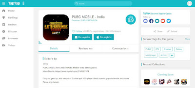 How to pre-register for PUBG mobile Indian version?