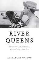 River Queens: Saucy Boat, Stout Mates, Spotted Dog, America by Alexander Watson