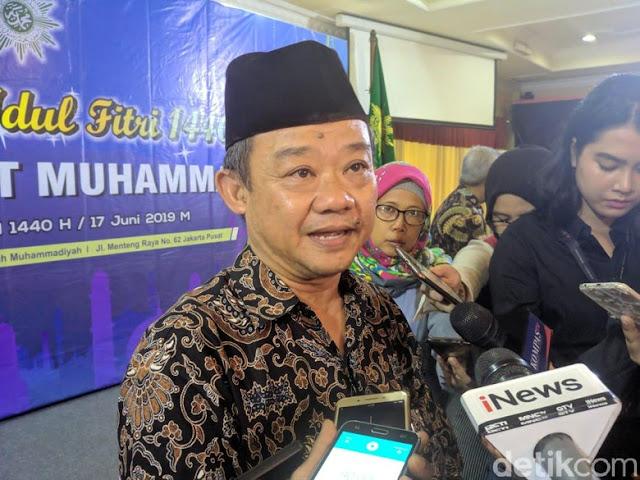 Muhammadiyah: Pelarangan Cadar Tak Bertentangan dengan Islam