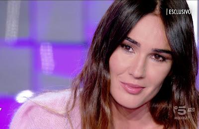Silvia Toffanin viso foto oggi verissimo 14 novembre