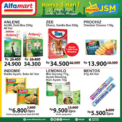 jsm alfamart 4 april 2020