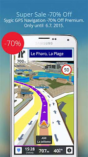 Sygic GPS Navigation 20.0.3 Android + DATA + MAPS Apk