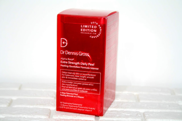 Dr Dennis Gross 20th Anniversary Alpha Beta Peel Extra Strength Formula
