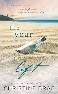 The Year I Left / Tour Giveaway