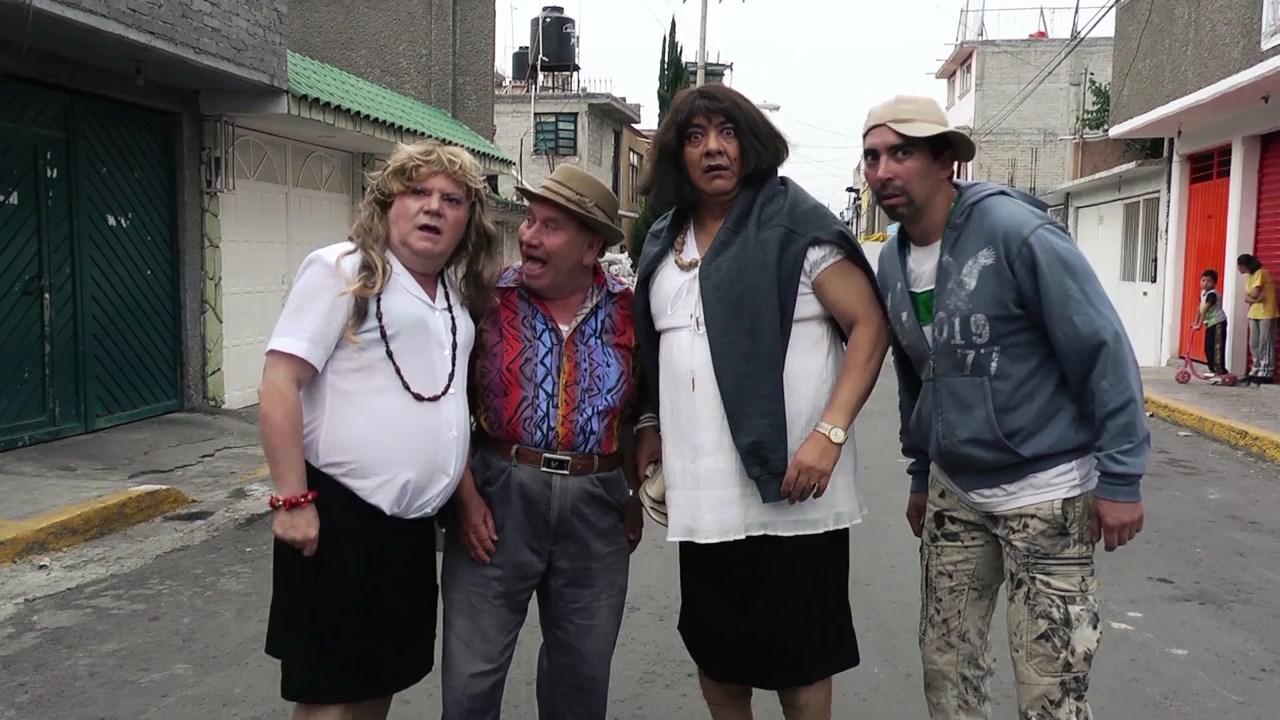 La nalgada (2012) 720p WEB-DL Latino
