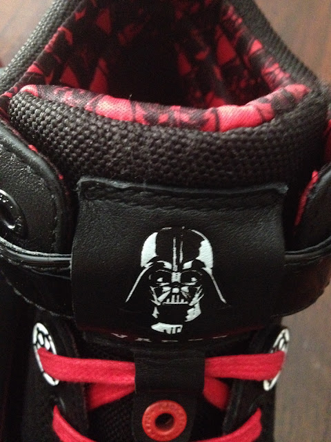 Kickers Sneackers - Star Wars Collection - ÁlvaroGP SEO / Miguel Ángel representante
