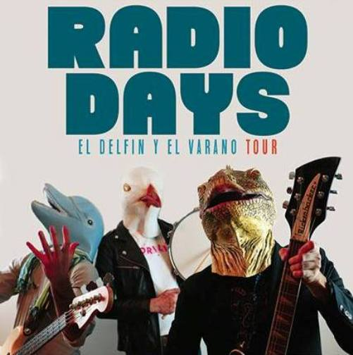 RADIO DAYS!!!  - Spanish Tour 2018 1