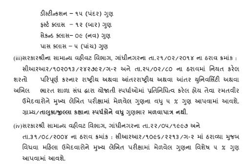 Gujarat Police Sub-Inspector [PSI] New Syllabus.