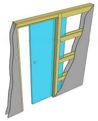 The Principle of Glass Pocket Door