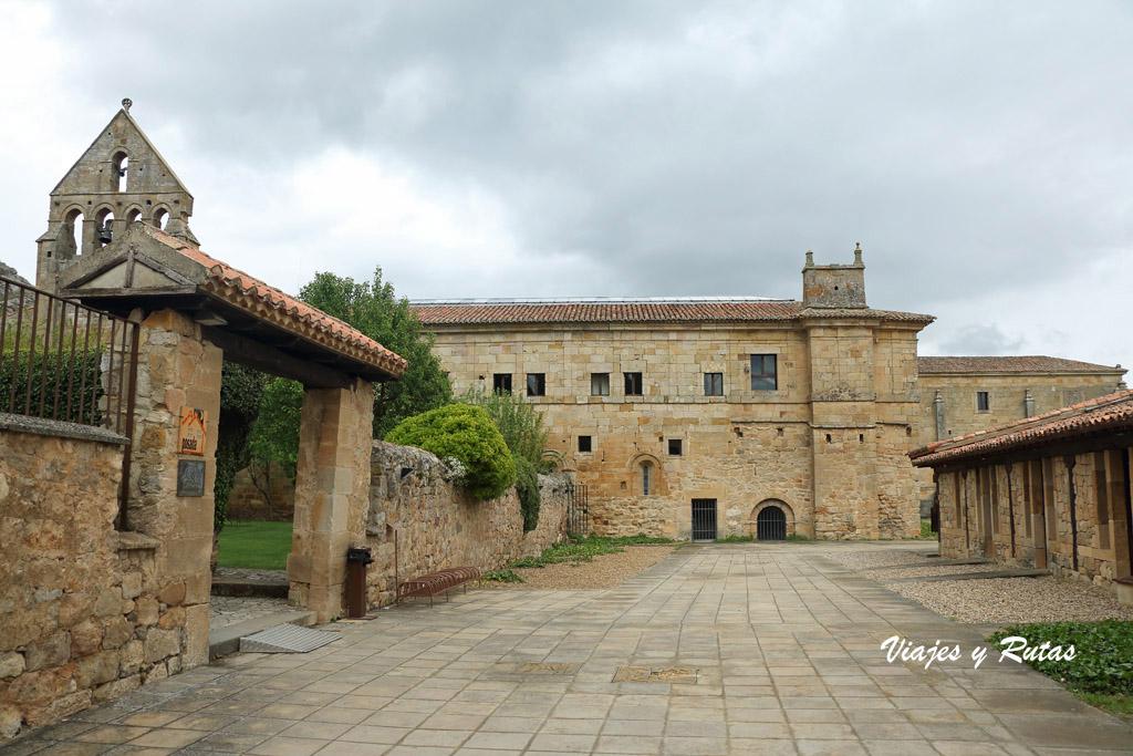Monasterio de Santa María la Real de Aguilar de Campoo