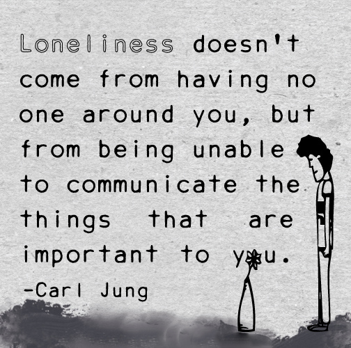 Bengali Heart Touching Quotes: Loneliness And Isolation