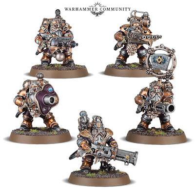 warhammer age of sigmar kharadron thunderers