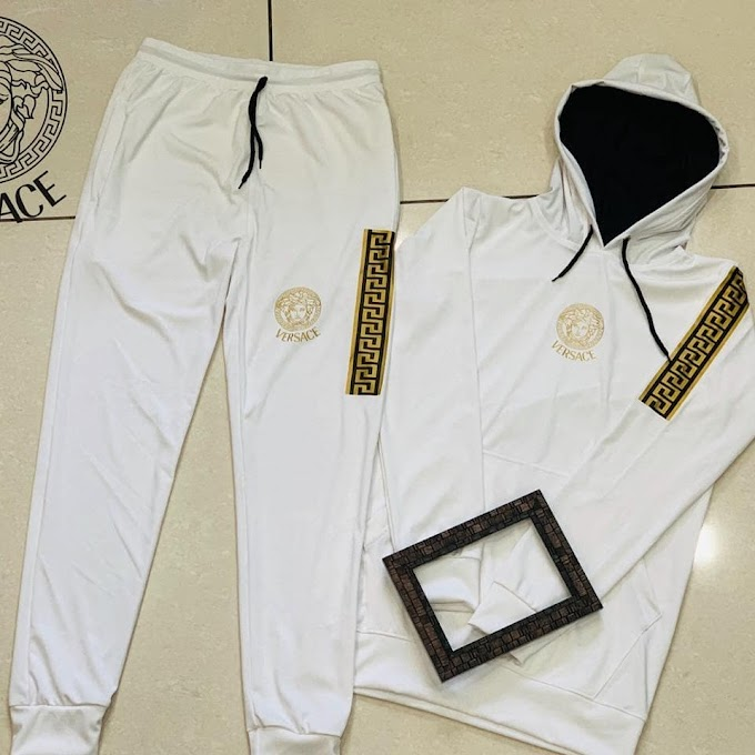 VERSACE  Store Article Tracksuit 🔥😍