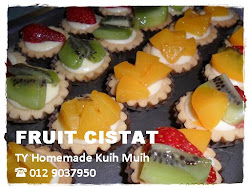 Fresh Fruit Mini Tartlets with Cream Cheese Filling