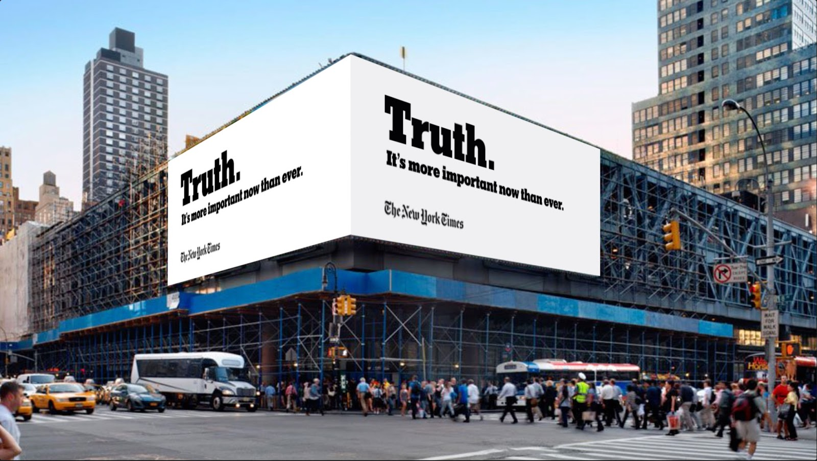 the truth campaign essay In a new brookings essay covering politics in a post-truth and we get more reporting and insight live from the campaign trail in a day than we used.