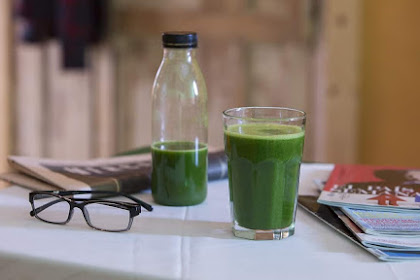 3 Healthy Vegetable Juice Recipes for Weight Loss