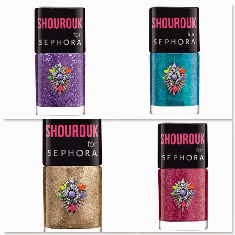 Shourouk fo Sephora Capsule Collection
