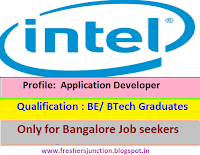 Intel-registration-link-application-developer-intern