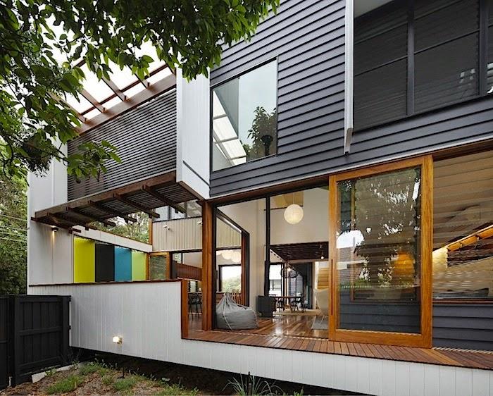 Desain Rumah Kontemporer  Vanslee ART desigN