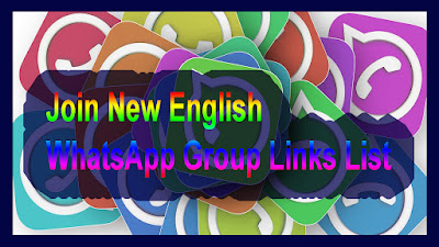 Join New English WhatsApp Group Links