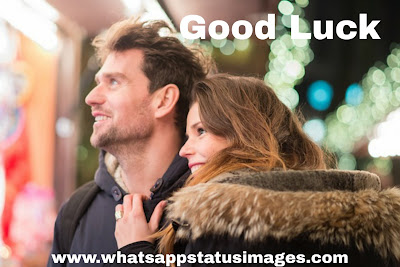 Good Luck Couple Images