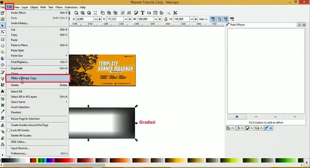 Membuka File Inkscape Dengan CorelDraw File CDR