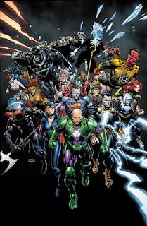 Event Comic DC Forever Evil, Ketika Superhero Adalah Penjahat