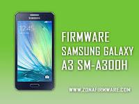 Cara Flash Samsung Galaxy A3 SM-A300H