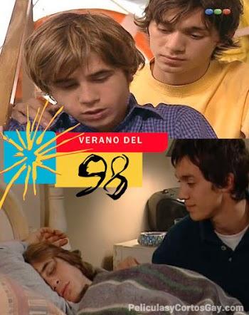 VER ONLINE Y DESCARGAR: Historia de Tadeo & Ricky - Verano del 98 - Argentina - 1998 en PeliculasyCortosGay.com