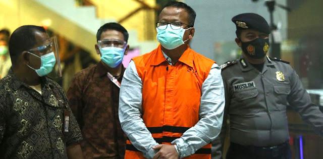 Keberatan Dituntut 5 Tahun, Edhy Prabowo: Tidak Benar Dan Faktanya Sangat Lemah!